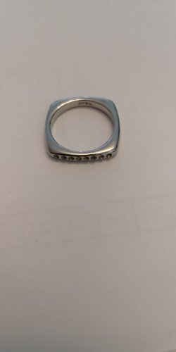Breil Silver Ring silver-colored