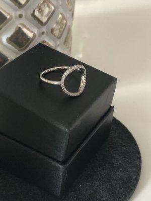 Ring Circle Gr. 54 / 17,2 silber