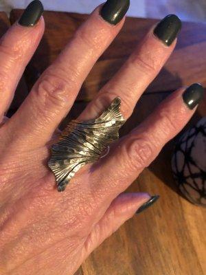 Ohne Anello d'argento argento