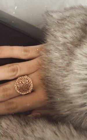 Ring gold rose gold rosegold edelstein schmuck