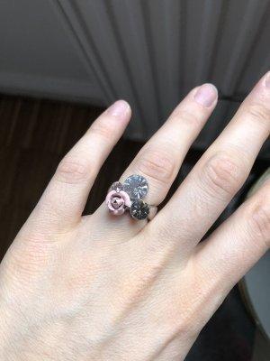 Ring mit Blumen von I am