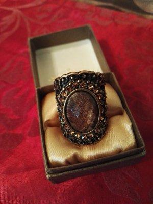 Bijou Brigitte Ring bronze-colored