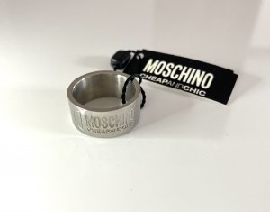 MOSCHINO Cheap & Chic Silver Ring silver-colored