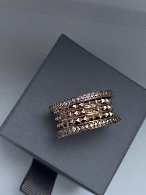 Ring NEU mit Verpackung neue Kollektion Ringgröße 18.5mm Roségold Farbe