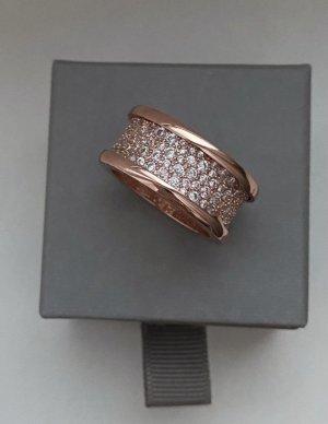 Ring Neu mit Verpackung Roségold Farbe Größe 20mm Edel*stahl