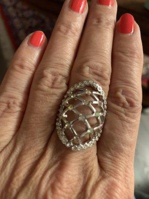 Ring *Nostalgia* mit tollen Kristallsteinen