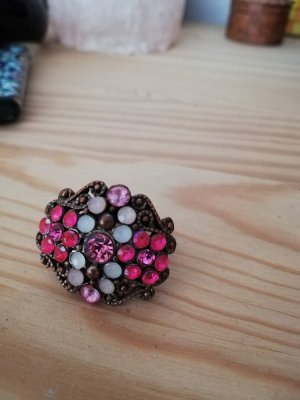 Bijou Brigitte Statement Ring multicolored