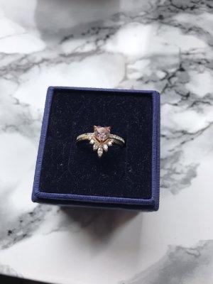 Ring Rose Gold Swarovski