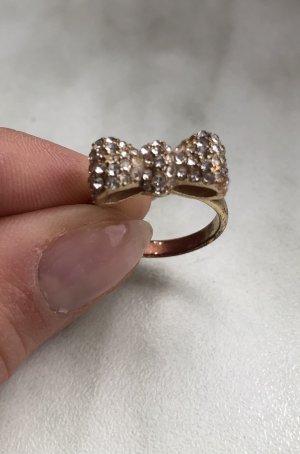 Müller Złoty pierścionek złoto