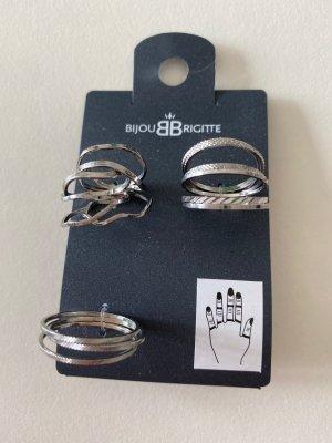 Ring-Set silber