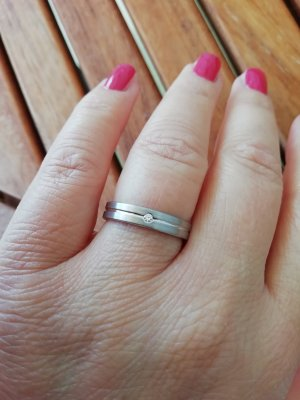 Ring silber 926