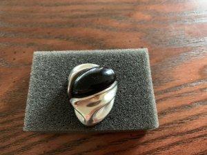 Ring, silberfarben, Unikat - aus Paris