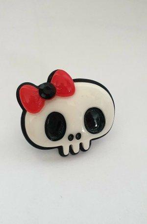 Ring Skull Mädchen Halloween