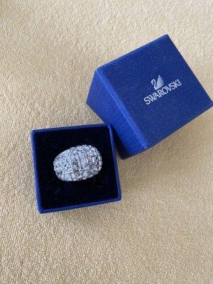 Swarovski Anello di fidanzamento argento