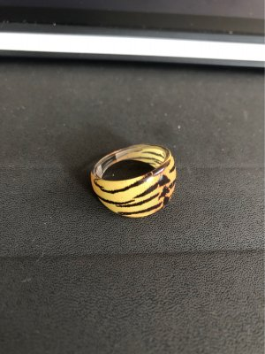 Vintage Statement Ring multicolored