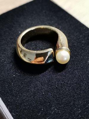 Ring vergoldet Vintage