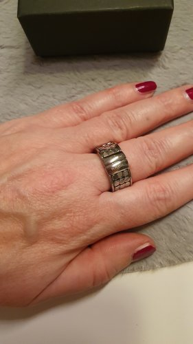 Breil Statement Ring silver-colored