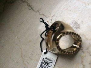 Ring von Dyrberg&Kern - Siegelring, Swarovski NEU