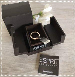 Ring von Esprit, Silber Rosévergoldet, NEU