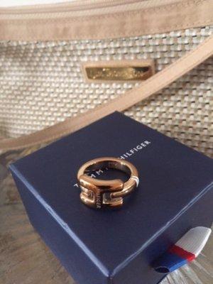 Ring von Tommy Hilfiger, Größe 56 = D 18 mm, roségoldfarben
