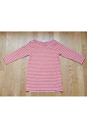 COS Stripe Shirt red-white mixture fibre