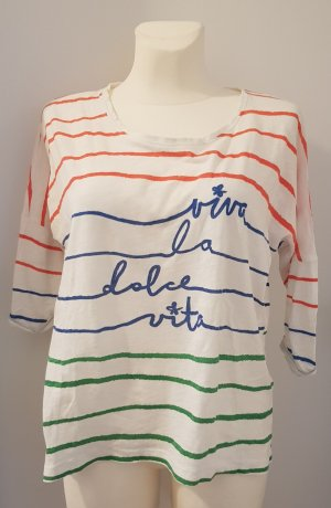 Broadway Camisa de rayas multicolor