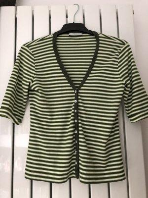 René Lezard Camisa de rayas multicolor