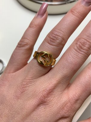 RingGucci GG Stil gold Farben