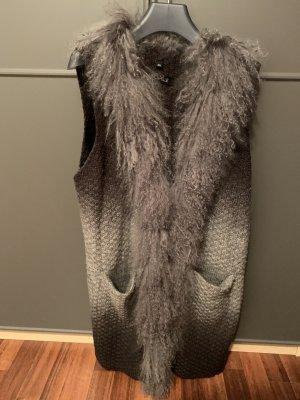 Rino & Pelle Smanicato lavorato a maglia multicolore