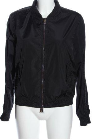 Rino & Pelle Übergangsjacke schwarz Casual-Look