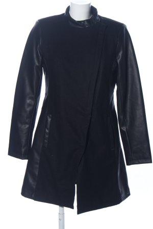 Rino & Pelle Übergangsmantel schwarz Casual-Look