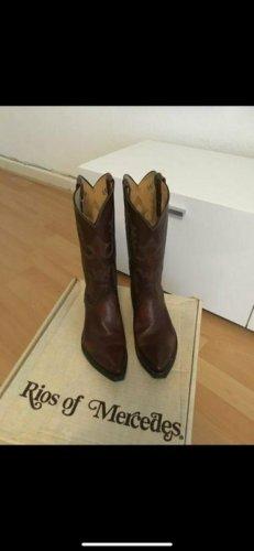 Rios of Mercedes Stivale da equitazione bronzo Pelle