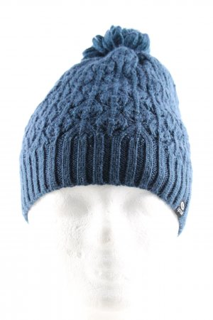 Rip curl Beanie blue graphic pattern casual look