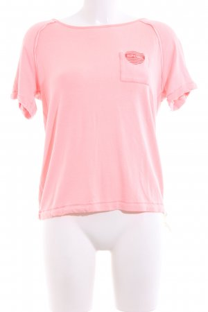 Rip curl T-Shirt pink Casual-Look