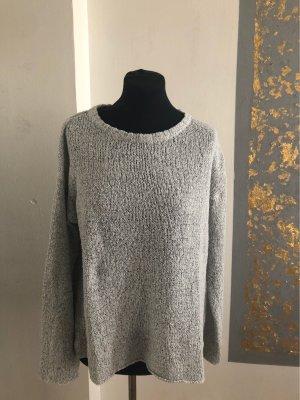 Rip curl Pull tricoté gris clair