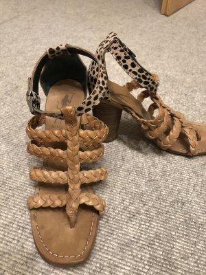 Ripicca Vero Cuoio - Leder Sandale - Gr. 39