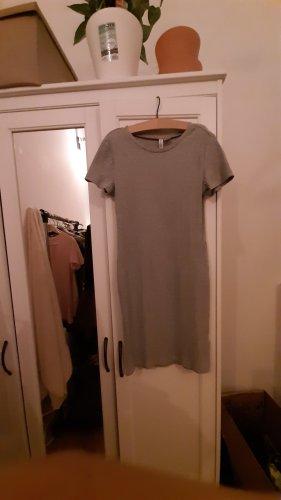 Ripp T-Shirtkleid H&M