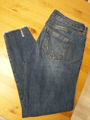 Primark Jeans 7/8 bleu