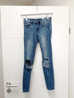 Ripped Jeans   H&M   26   gut erhalten
