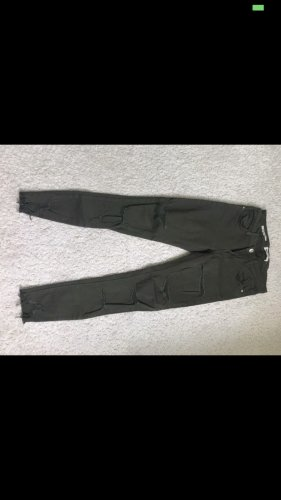 Ripped Jeans Khaki