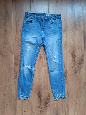 Review Jeans skinny blu-azzurro