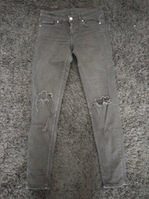Ripped Jeans von H&M