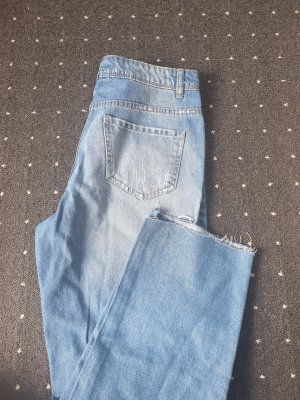 Piazza Italia Boyfriend Jeans blue