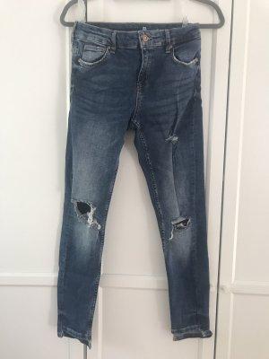 Ripped Jeans von Zara