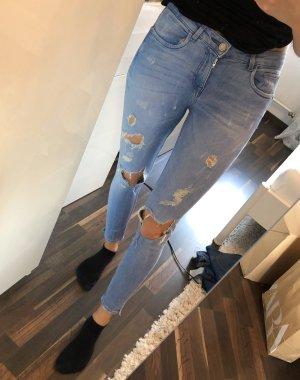 ripped Jeans Zara