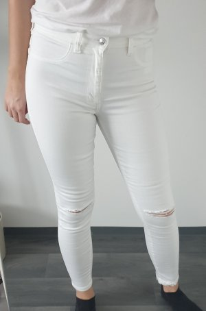 American Eagle Outfitters Jeggings white-natural white