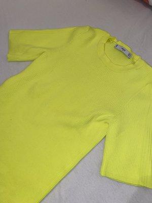 Rippenstrick Shirt