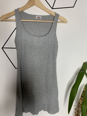 Colours of the World Ribbed Shirt grey