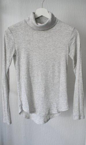 Rippshirt Langarm Shirt