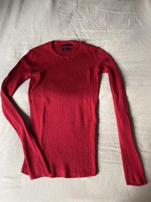 Rippstrick  Pullover Massimo Dutti